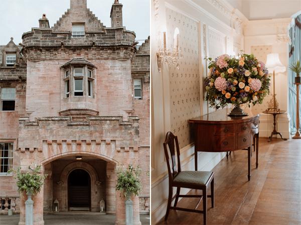 soarn castle wedding photos