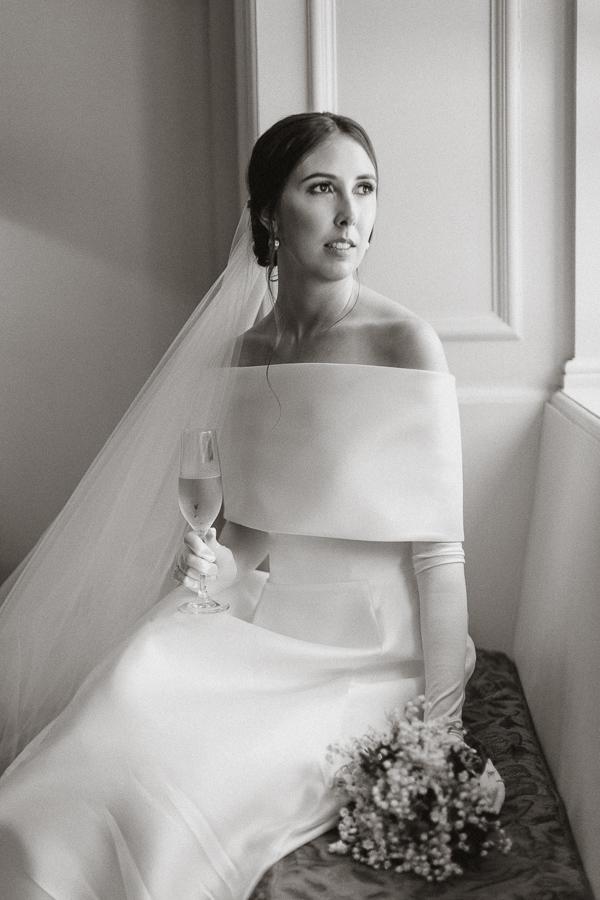 elegant wedding photos scotland