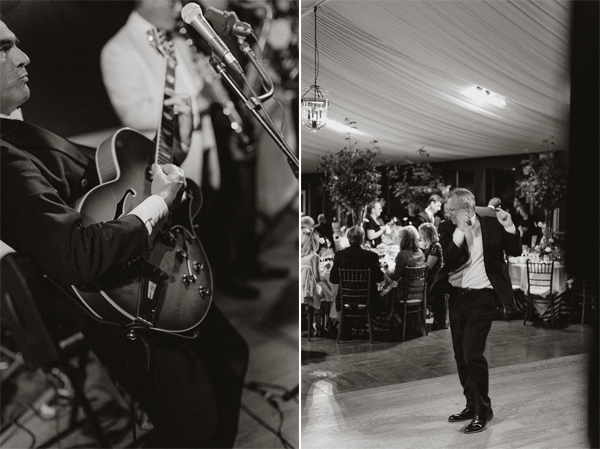 Dumfries House Wedding Photos jazz music