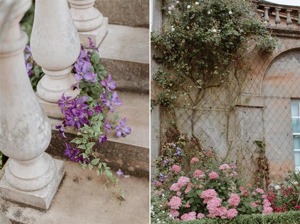 Dumfries House garden details