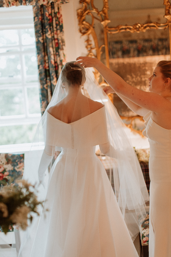 Dumfries House Wedding Photos veil fotogenic of scotland