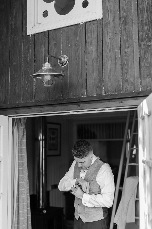Wedding Photographers Glasgow The Lodge on Loch Goil 18