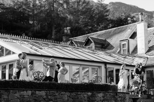Wedding Photographers Glasgow The Lodge on Loch Goil 52