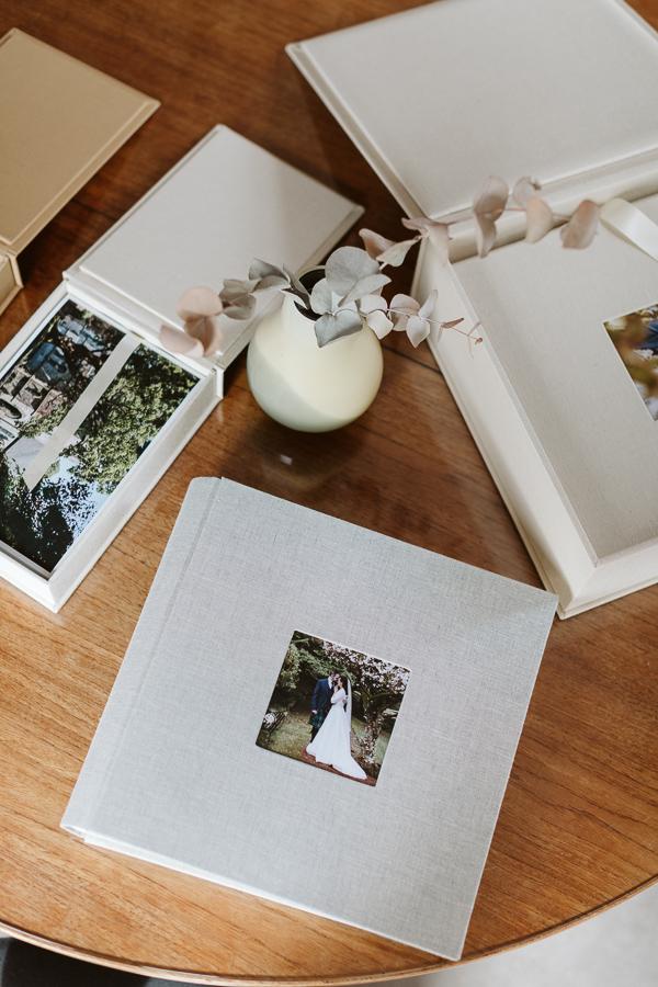 Wedding Photographer Glasgow Albums 1