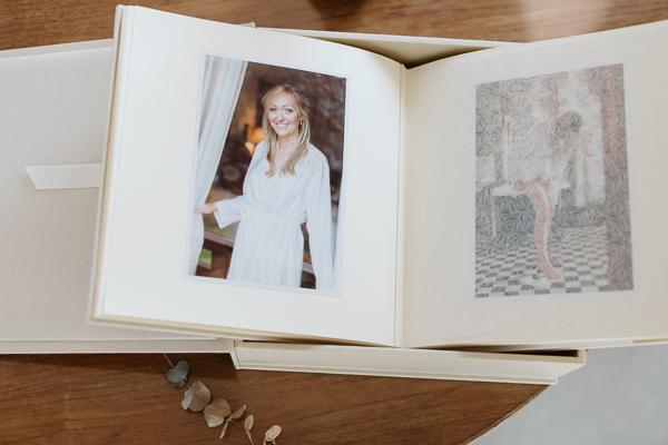Wedding Photographer Glasgow Albums 11