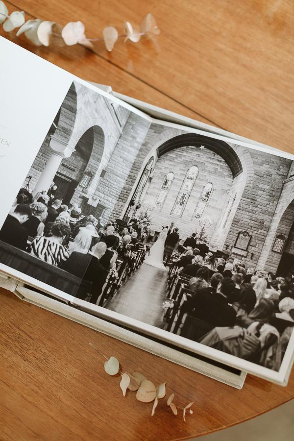 Wedding Photographer Glasgow Albums 14