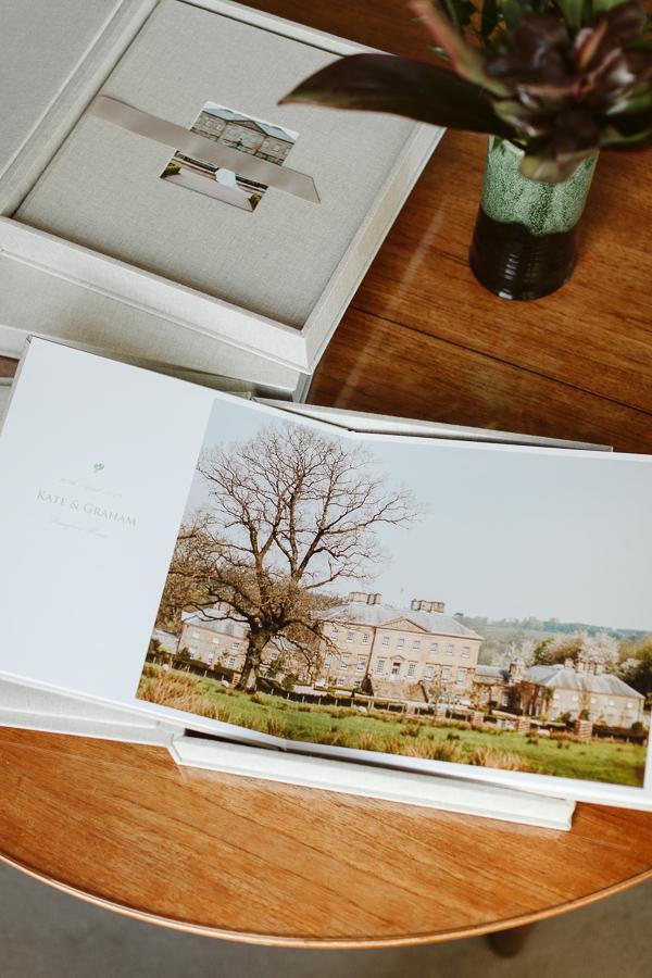 Wedding Photographer Glasgow Albums 20