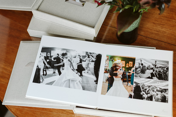 Wedding Photographer Glasgow Albums 23