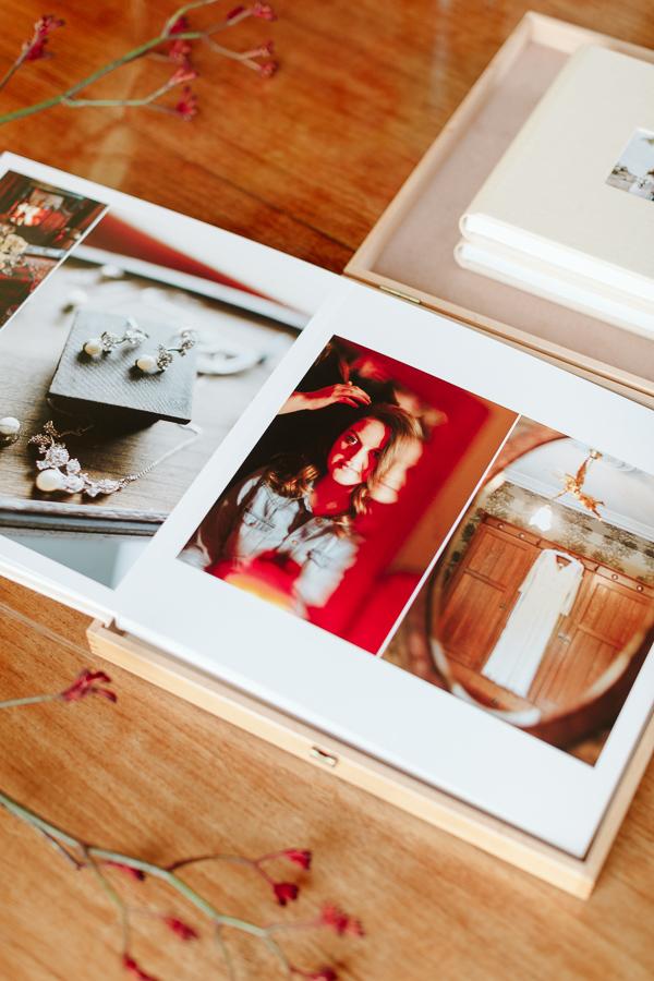 Wedding Photographer Glasgow Albums 28