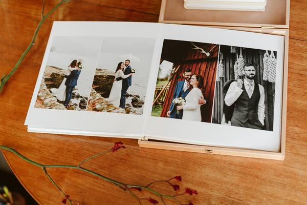 Wedding Photographer Glasgow Albums 31