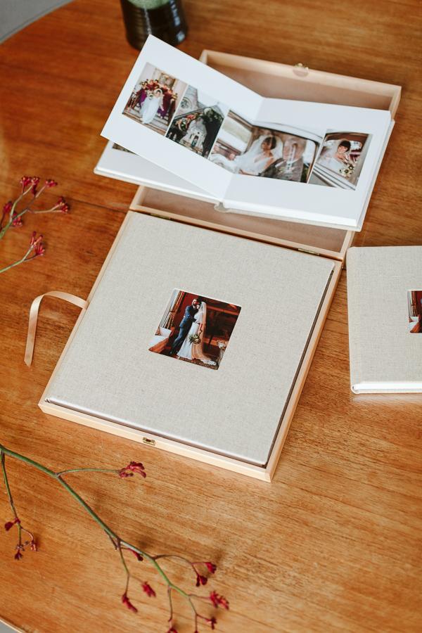 Wedding Photographer Glasgow Albums 35