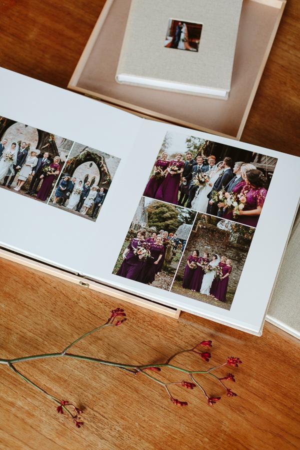 Wedding Photographer Glasgow Albums 37