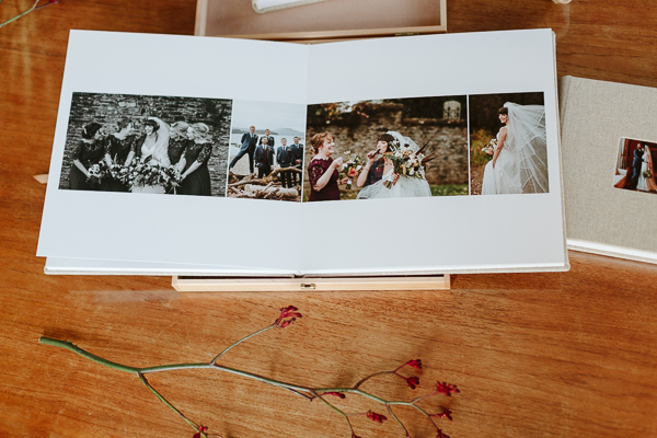 Wedding Photographer Glasgow Albums 38