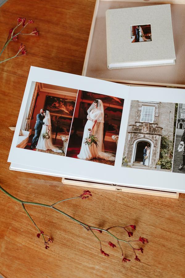 Wedding Photographer Glasgow Albums 39