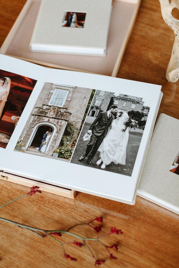 Wedding Photographer Glasgow Albums 40
