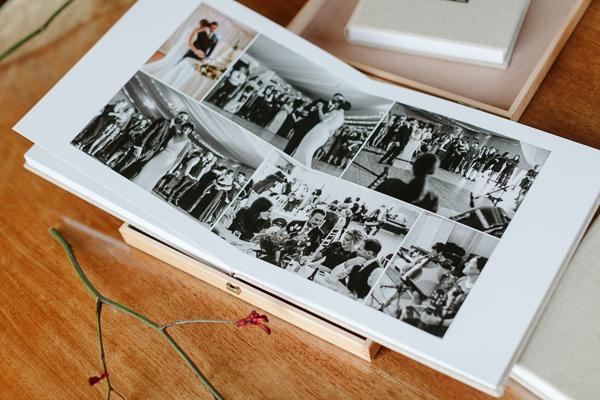 Wedding Photographer Glasgow Albums 41