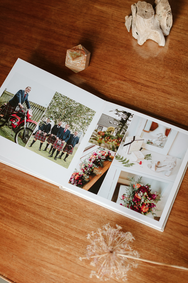 Wedding Photographer Glasgow Albums 51