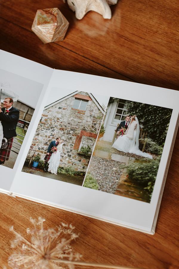 Wedding Photographer Glasgow Albums 53