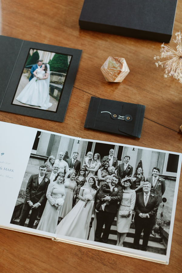 Wedding Photographer Glasgow Albums 55