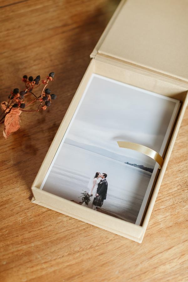 Wedding Photographer Glasgow Albums 6
