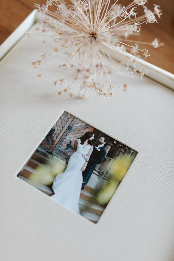 Wedding Photographer Glasgow Albums 63