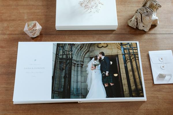 Wedding Photographer Glasgow Albums 64