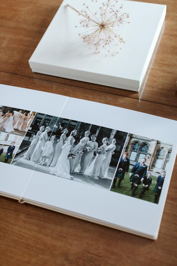 Wedding Photographer Glasgow Albums 67