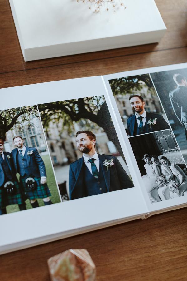 Wedding Photographer Glasgow Albums 68