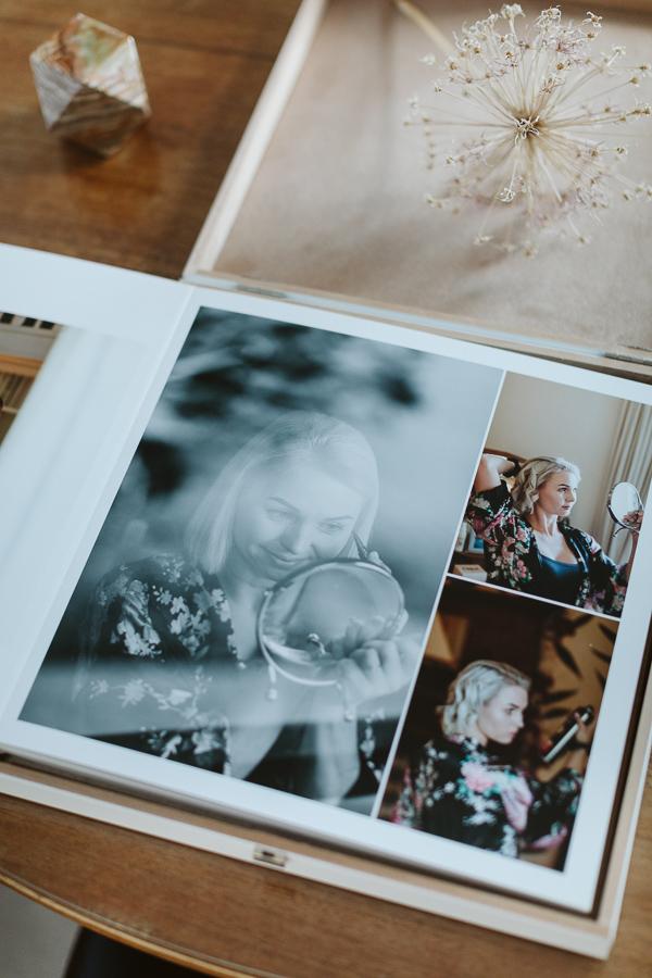 Wedding Photographer Glasgow Albums 72