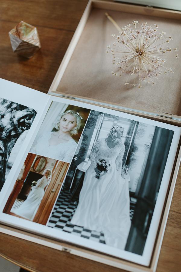 Wedding Photographer Glasgow Albums 74