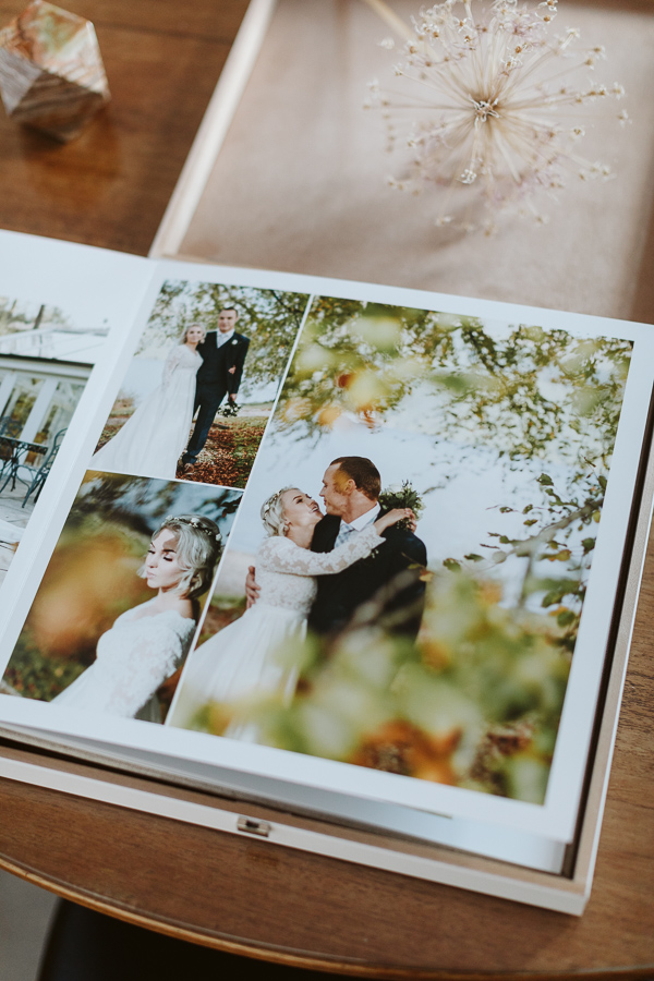 Wedding Photographer Glasgow Albums 76