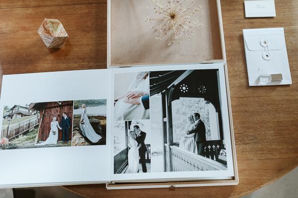 Wedding Photographer Glasgow Albums 77