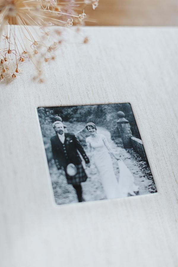 Wedding Photographer Glasgow Albums 82