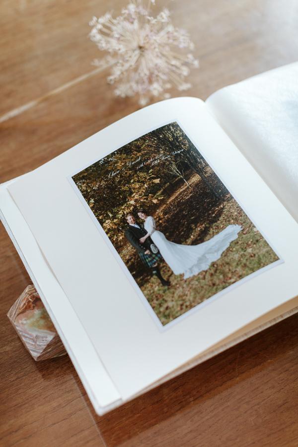Wedding Photographer Glasgow Albums 83