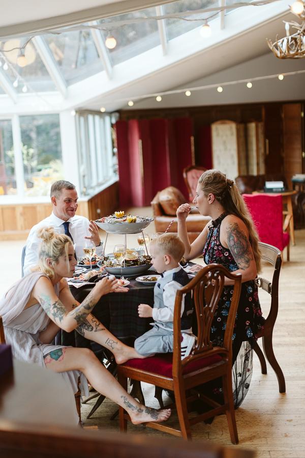 The Lodge Loch Goil Wedding Photos Scotland 101
