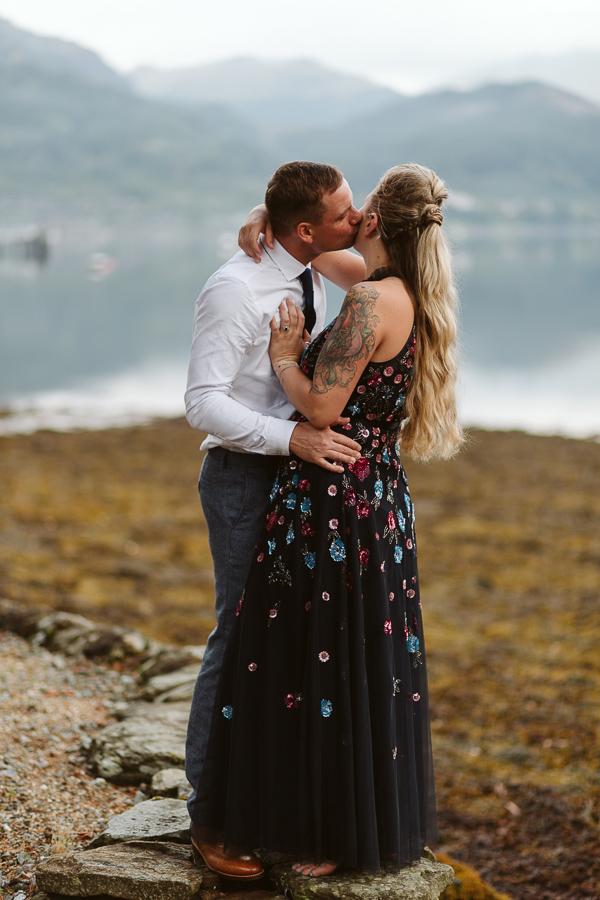 The Lodge Loch Goil Wedding Photos Scotland 116