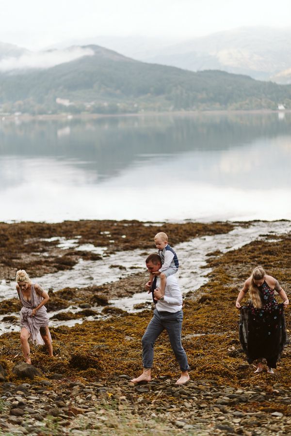 The Lodge Loch Goil Wedding Photos Scotland 124