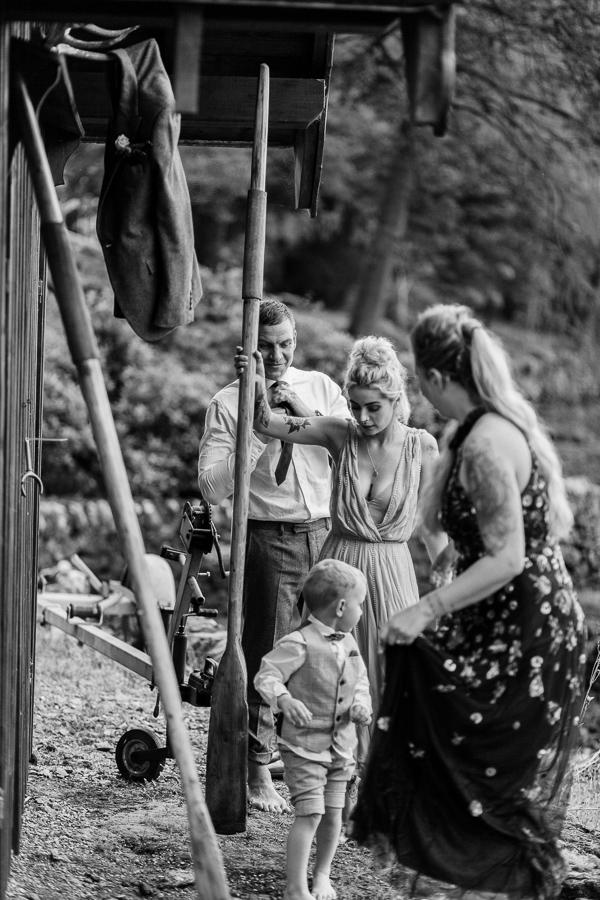 The Lodge Loch Goil Wedding Photos Scotland 125