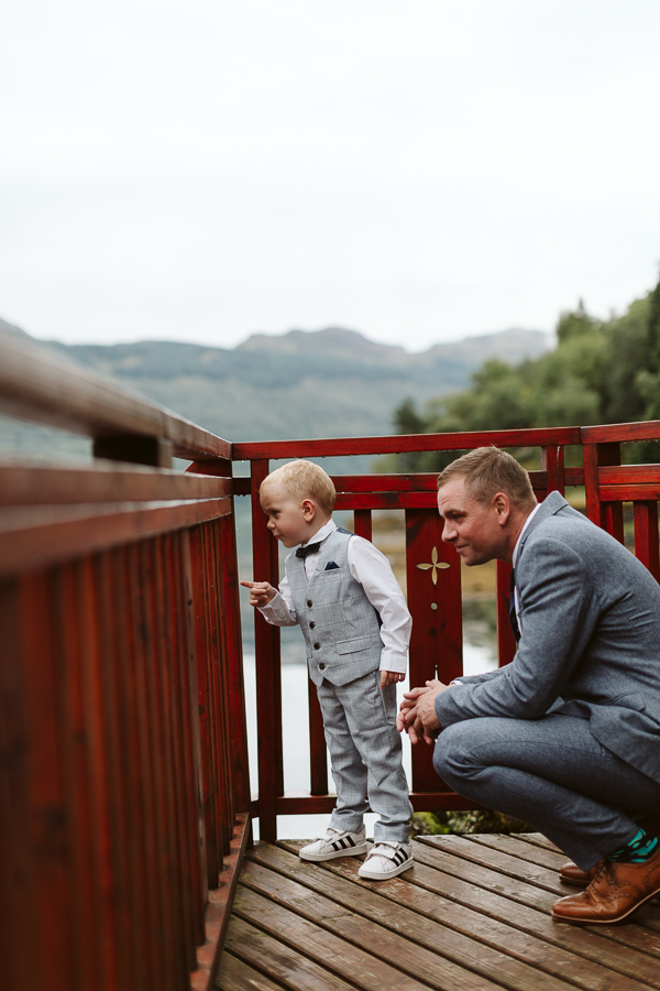 The Lodge Loch Goil Wedding Photos Scotland 39