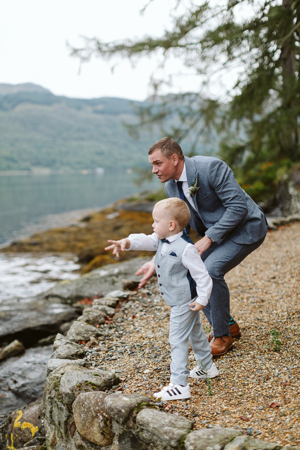 The Lodge Loch Goil Wedding Photos Scotland 46
