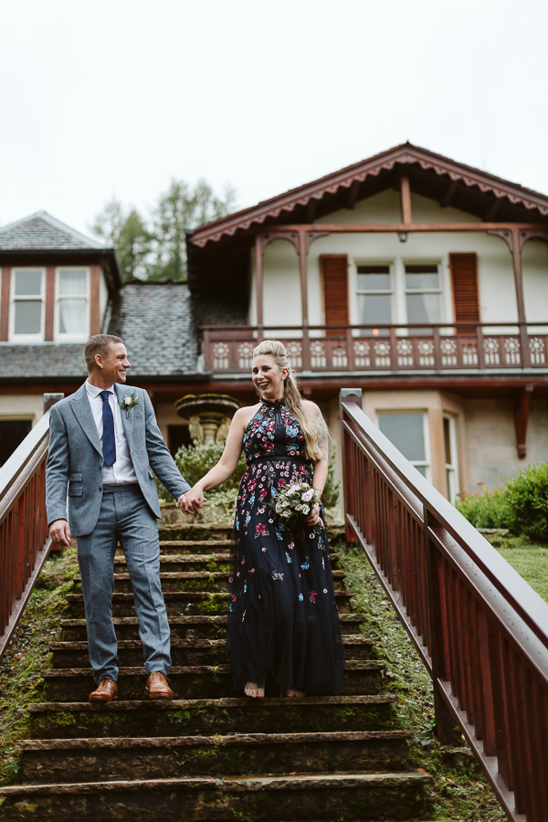 The Lodge Loch Goil Wedding Photos Scotland 66
