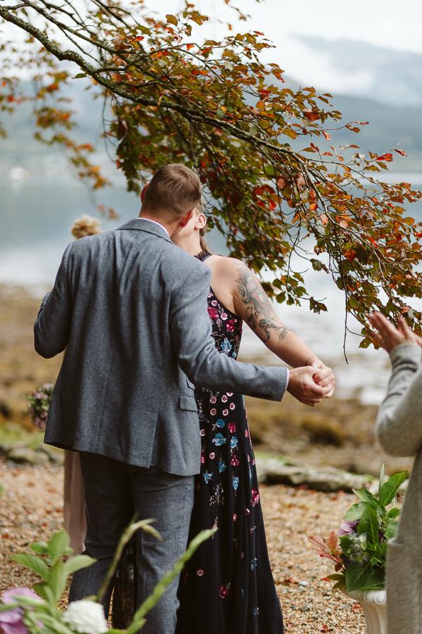 The Lodge Loch Goil Wedding Photos Scotland 73