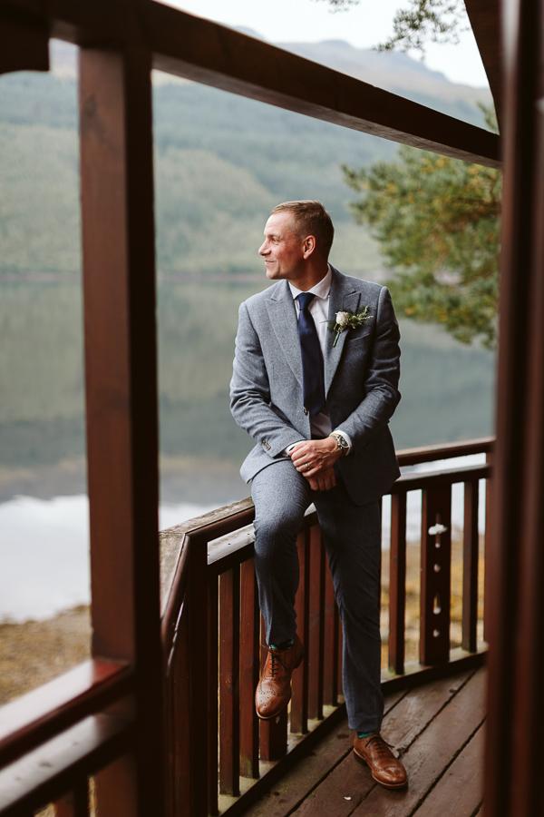 The Lodge Loch Goil Wedding Photos Scotland 80