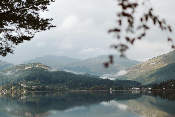 The Lodge Loch Goil Wedding Photos Scotland 90