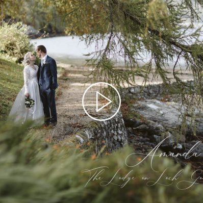 Wedding Films The Lodge Loch Goil Scotland tile web 1