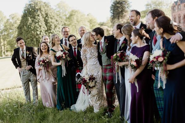 Best Wedding Photographer Glasgow Edinburgh Scotland 282